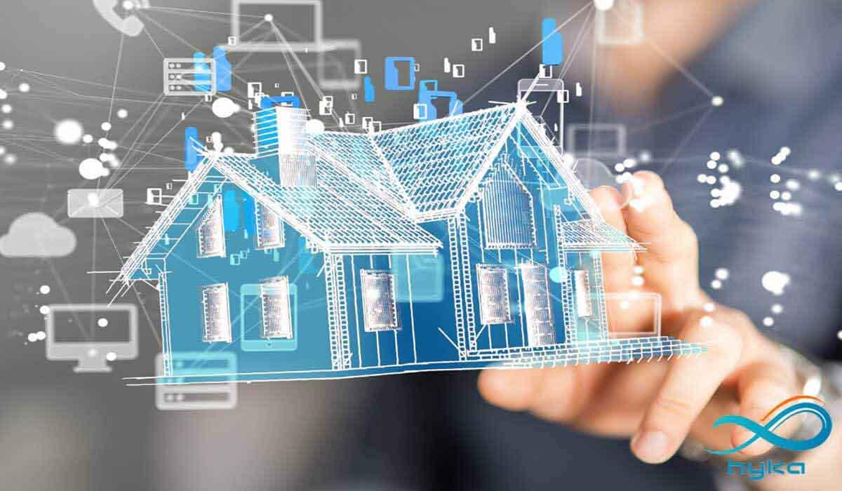 هوشمند سازی ساختمان چیست ؟