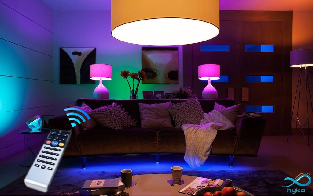 سیستم های روشنایی هوشمند