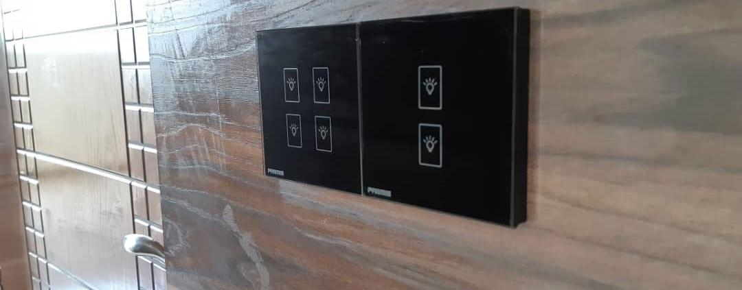 انواع کلیدهای لمسی