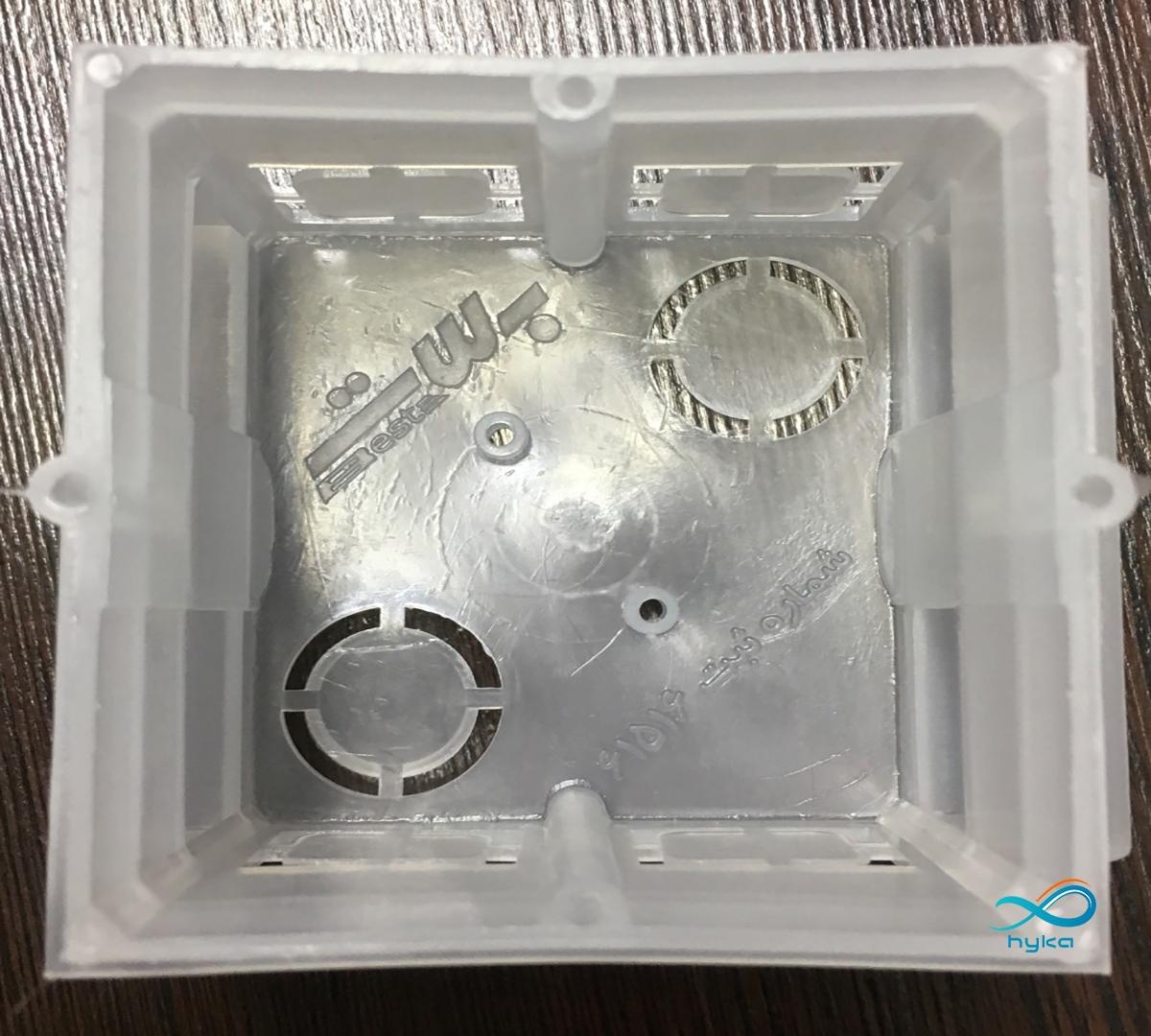 قوطی های مناسب نصب کلید لمسی