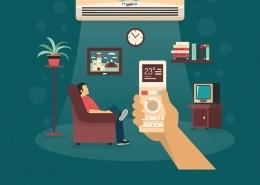سیستم سرمایش گرمایش هوشمند