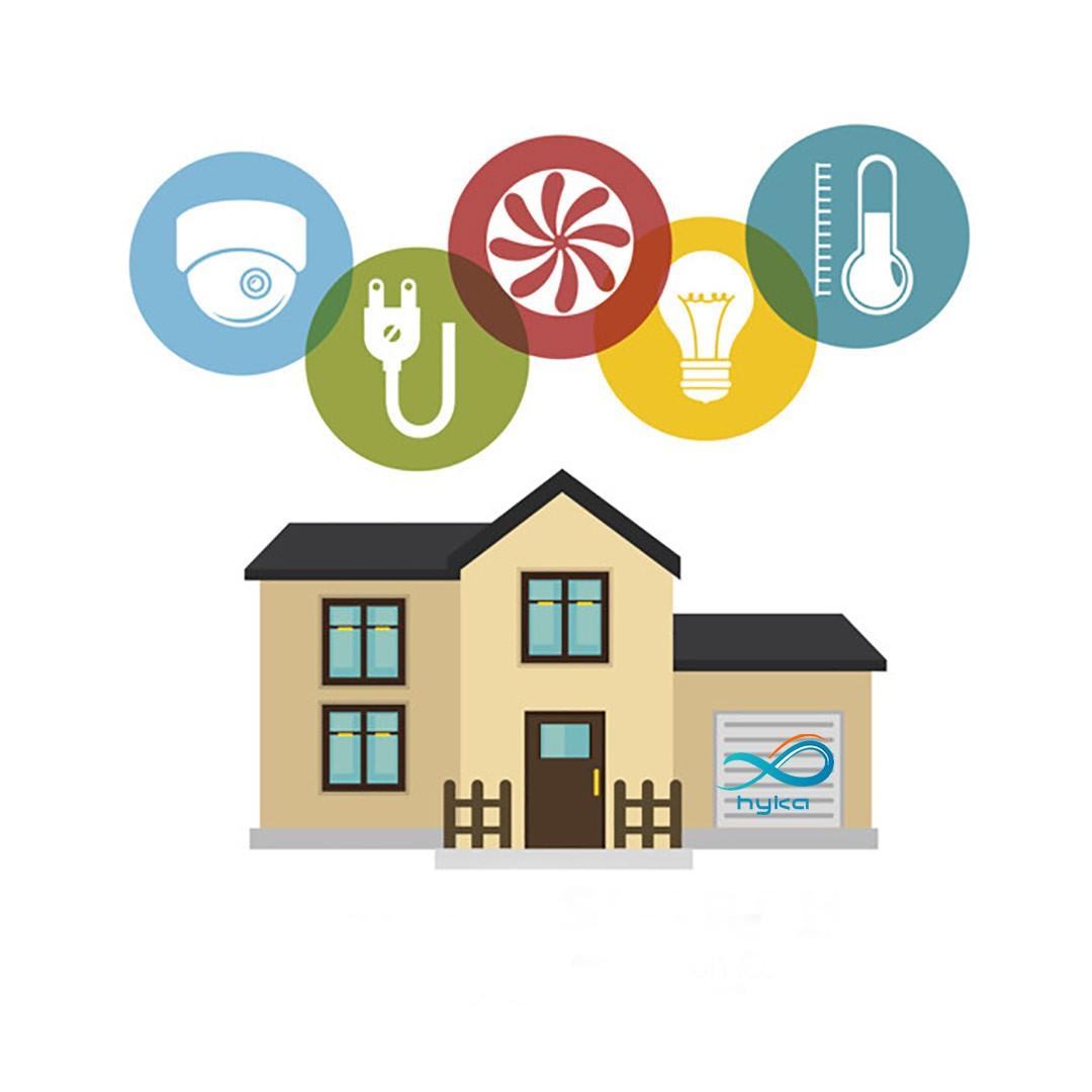 تنظیم هوشمند دمای منزل