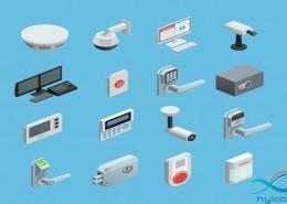 انواع سنسور حرکتی هوشمند