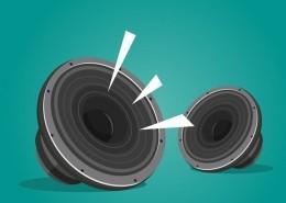 سیستم صوتی سقفی خانگی