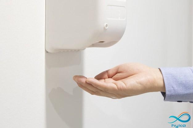 دستگاه ضدعفونی اتوماتیک دیواری