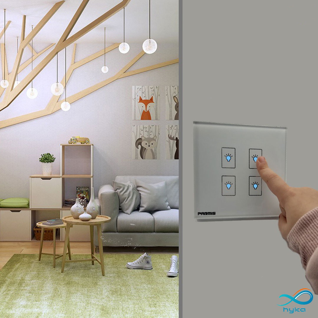 هوشمند سازی منازل