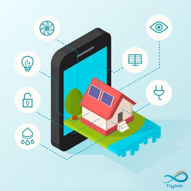 پروتکل هوشمند سازی خانه هوشمند هایکا