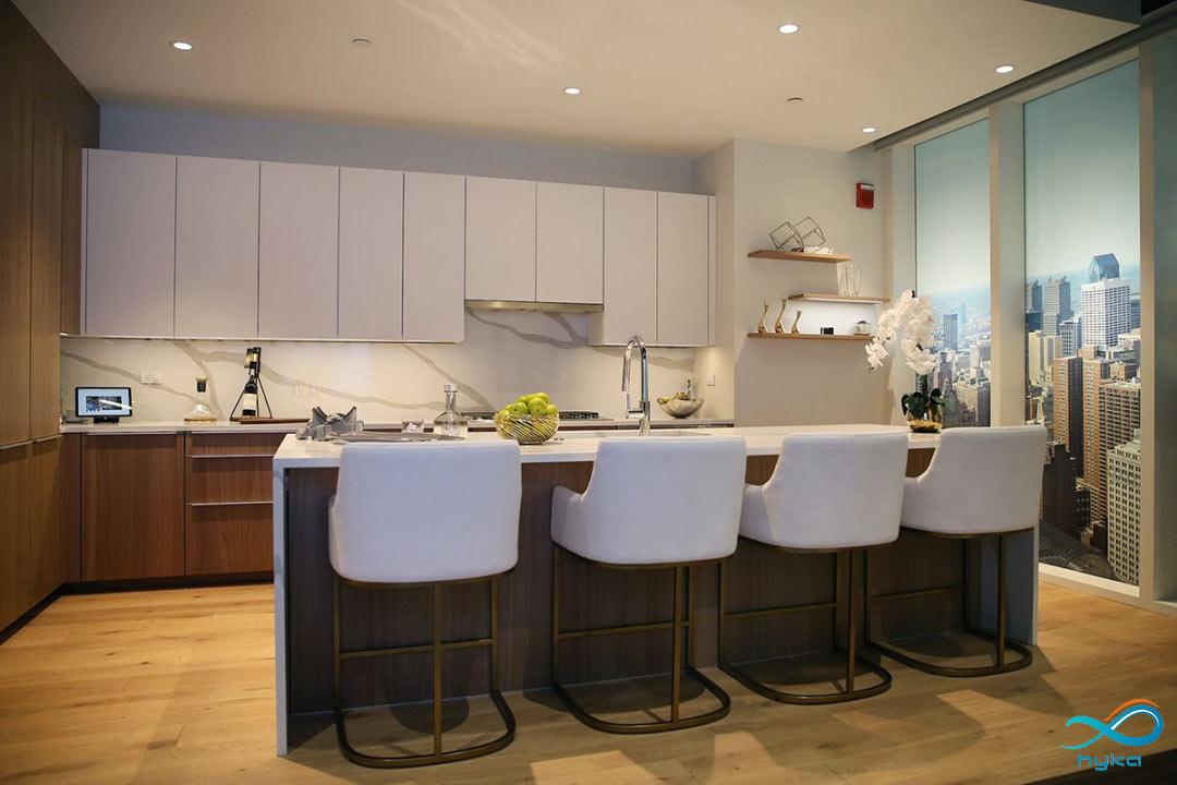 امکانات آشپزخانه هوشمند