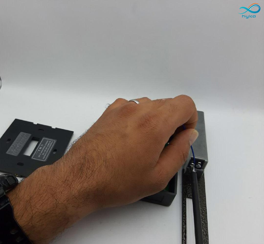 اکسس کنترل اثر انگشتی