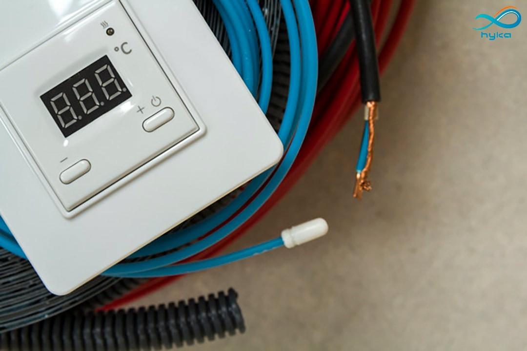 راه اندازی سیستم هوشمند گرمایش از کف