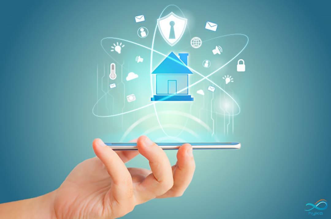 انتخاب خانه هوشمند