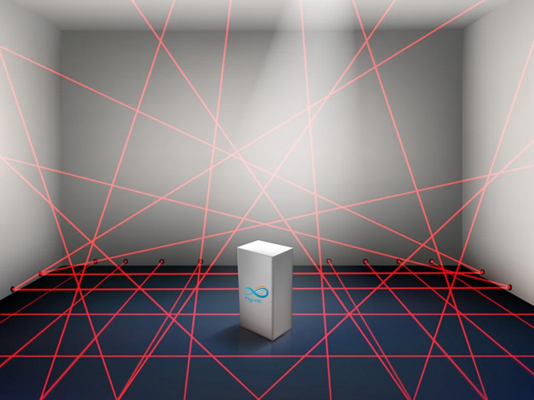 سنسور حرکتی لیزری